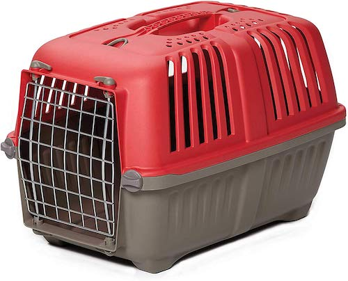 Plastic Dog Crate